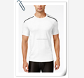 custom made high quality Men's short sleeve Athletic lightweight Performance Tee fashion style Performance T-Shirt
