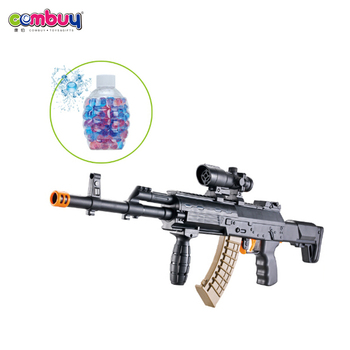 Top sale high quality soft plastic crystal water bullet gun toy