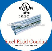 Supply galvanized pipes and fittings