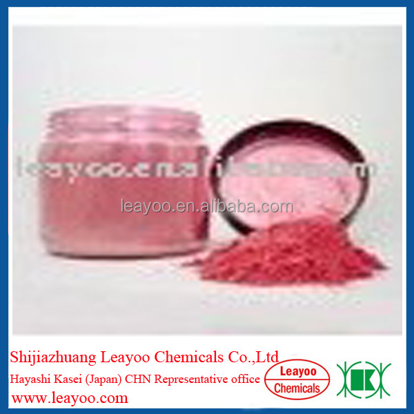 Pearl red pigment