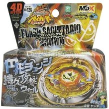 Beyblade BB126 Flash Sagittario 230WD Metal Fusion