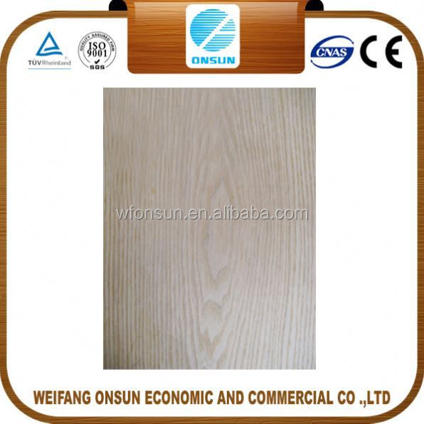 hot sale good quality red oak plywood panel for decoration