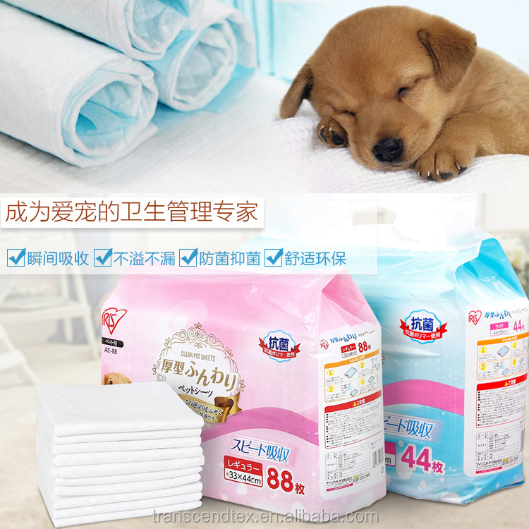 Dog Pee Pad waterproof pet pad manufacturer