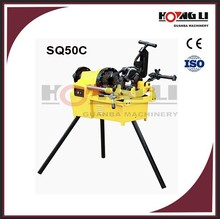 SQ50C compact size electric used pipe threading machine for sale