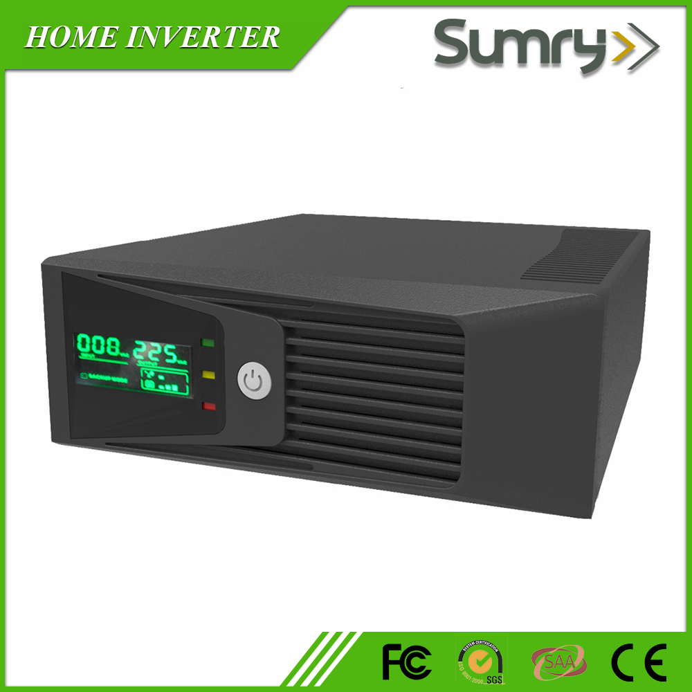 Sumry Brand Pg Series Home Inverter Modified Sine Wave Circuit Diagram Image Power Saver 1000va 12v Dc 230v Ac