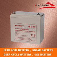 12V 50AH Lead-acid maintenance-free Battery for POWER SYSTEM