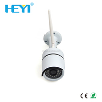 Wholesale 2.0 Megapixels Wifi Pan&Tilt IP Camera(720P) Supporting 32GB TF Card