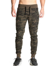 Men Gym Pants Camouflage Casual Jogger Skinny Baggy Sweatpants