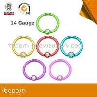 316L Stainless seel Upper cartilage piercing jewelry