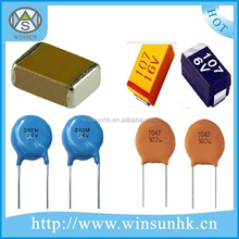 2018+ High-quality Multilayer Chip/SMD and DIP Ceramic Capacitor