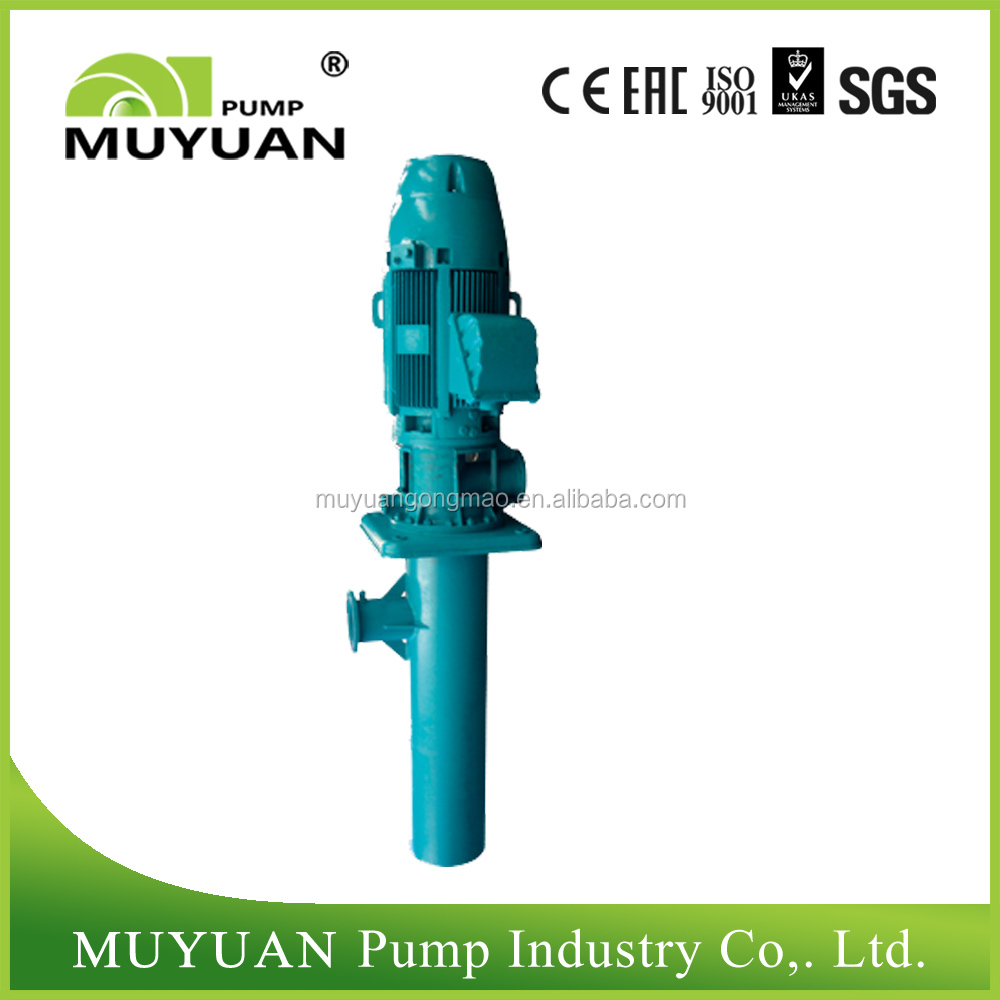 API610 VS1/VS4/VS5 vertical suspended wet pit sump deep well pump