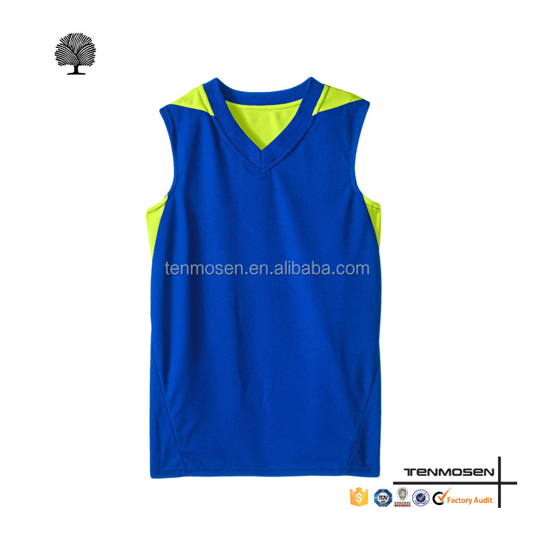 OEM 2016 latest 100% polyester wholesale blank basketball jerseys