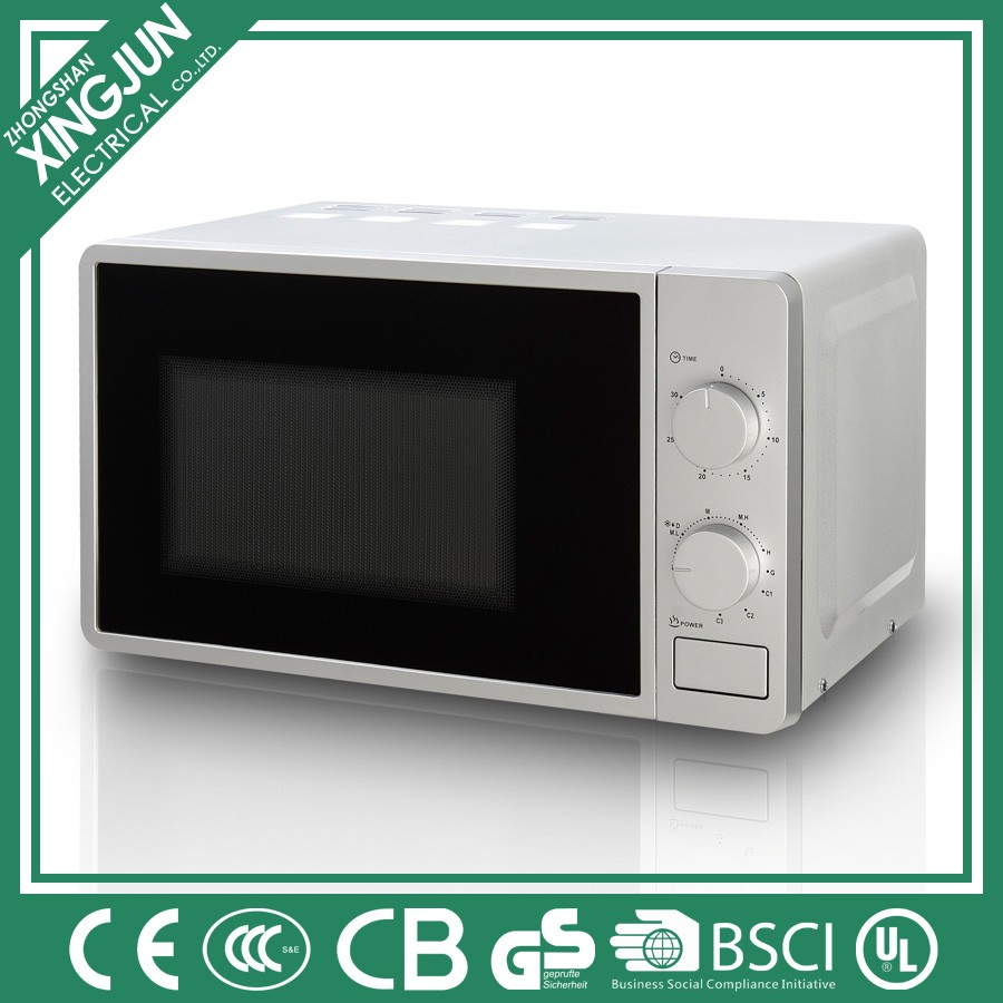 2017 20L 700w red mini stainless digital keeping food warm car microwave oven