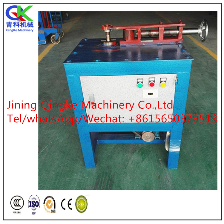 steel tube rollbending machine for Refrigerator condenser tube making