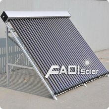 Evacuated Tube Solar Collectors For Hotel (30Tube)