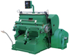 Clamshell Die Cutter Creasing machine / corrugated box die cut machine