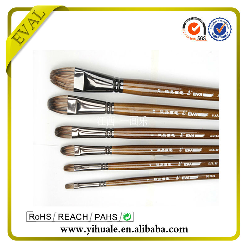 2015 FASHION bones handle brush