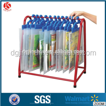 Clothing Packing Industrial Use and Zipper Top Sealing & Handle clear plastic zipper garment bag