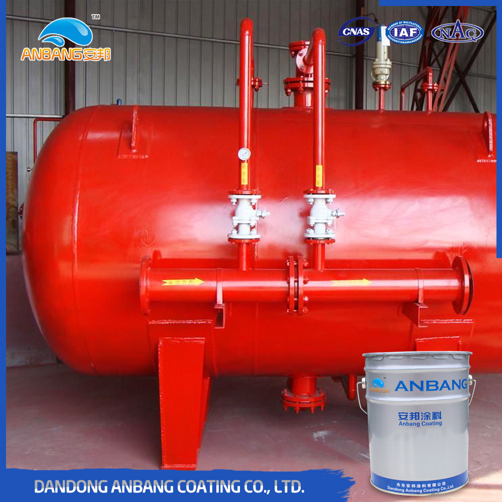 Industrial steel waterborne acrylic amino stoving basecoat paint
