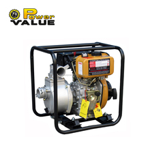 2 inch manual water pump 4 hp diesel engine irrigation pump