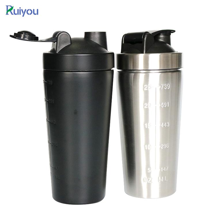 metal shaker protein