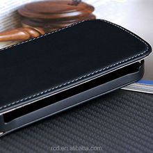 Top Quality Genuine Flip Leather Case For HTC G12 Belt Clip Cover For HTC Desire S Waterproof Case For HTC S510e RCD03079