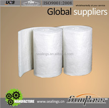 Oil And Gas Thermal Insulation Material For Oven Ceramic Blanket