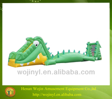 Adults inflatable obstacle course for sale