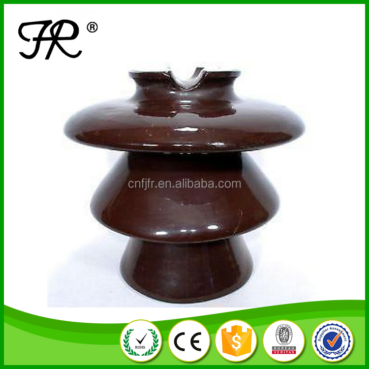 High Voltage Pin Type Porcelain Insulator