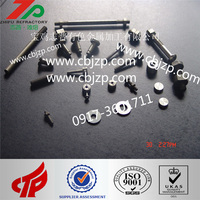 Factory price molybdenum nuts washers screws for industry