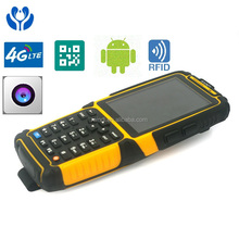 cheap rugged android pda specifications with barcode/4g/bluetooth/rfid/gps