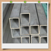 stainless steel square tube / pipe price hollow section