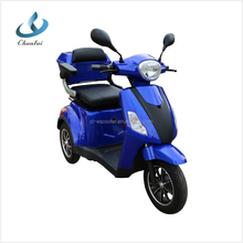 3 wheel electric scooter 48v 500w