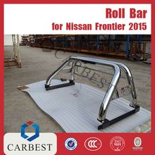 Good Quality S/S ROLL BAR For Nissan Frontier 2015