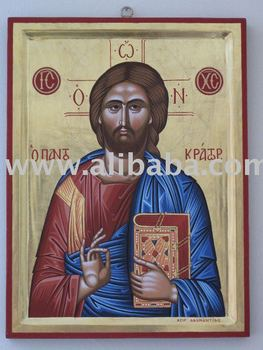 Icon of Jesus Christ Pantokrator