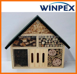 Bamboo Wooden insect house, insect cage