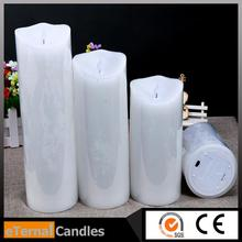 Hot selling led chandelier lamp flame candle led