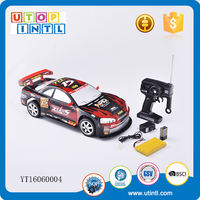 High Speed 1:10 RC Car