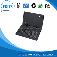 "manufacturer Super Hot 9.7"" /7"" /8"" Private Mold Bluetooth keyboard leather case with touch pad/ wireless keyboard"