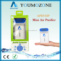 Portable small air freshener for personal care