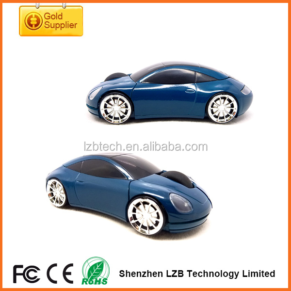 World famous car mouse New 2.4GHz Wireless Optical Mouse/Mice USB 2.0 Receiver for PC Laptop