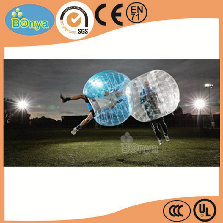 Newly discount inflatable body zorbing bubble ball