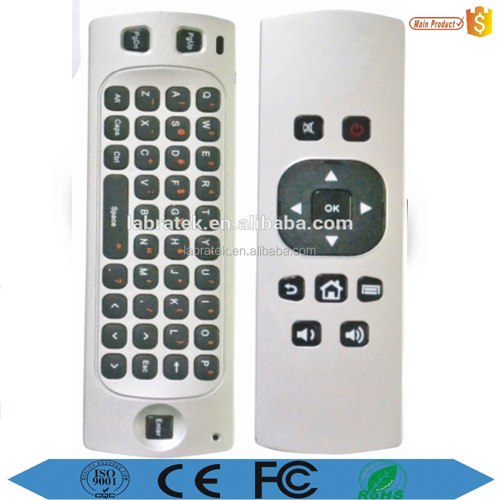 PC remote control with 41 keyboards to gain perfect enjoyment