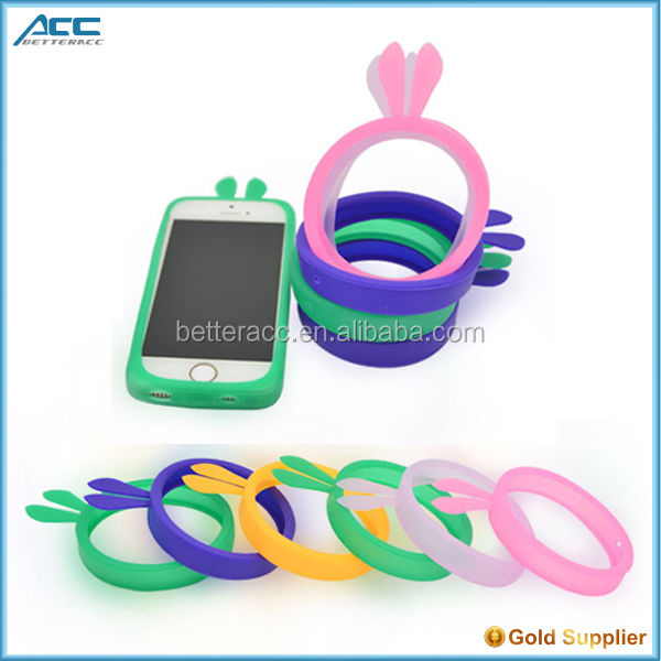 For samsung s6 Silicone Bumper Cover