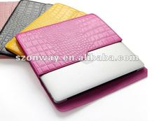 PU leather laptop notebook sleeve