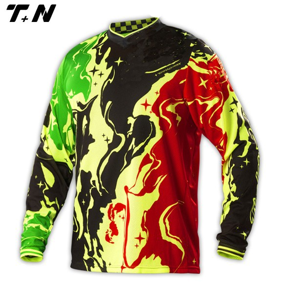 lateset hot sale quick dry motorcycle jersey Motocross jersey
