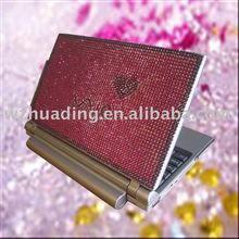 diamond crystal rhinestone laptop stickers decoration