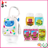 Silicone cover for hand sanitizer animal shape hand sanitizer for bath and body works