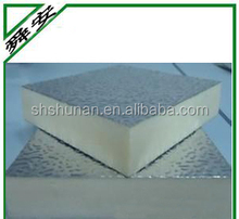 PIR insulation material board