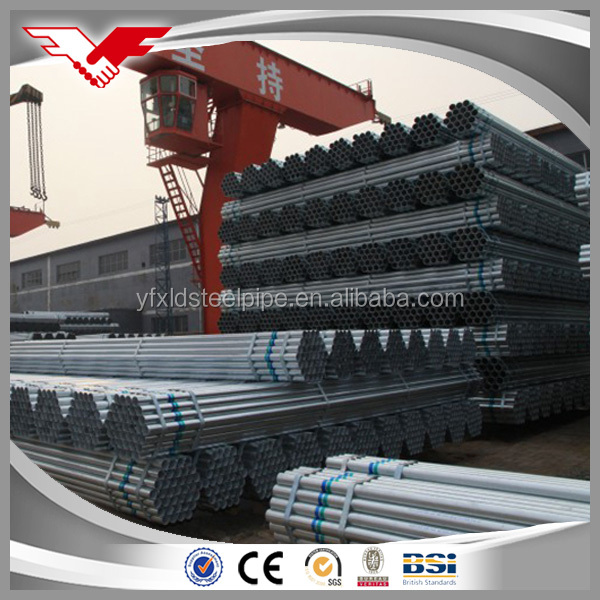 Export products galvanized steel pipe good price from alibaba premium market
